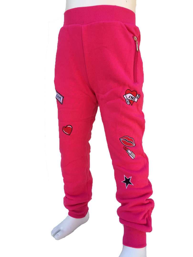 Sweatpants APP roze