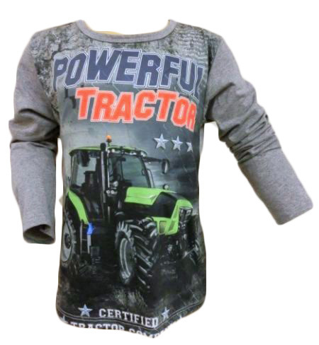 Long sleeve Tractor Powerfull