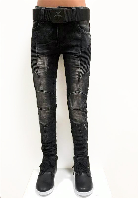 Squared and Cubed Jeans WORKER black