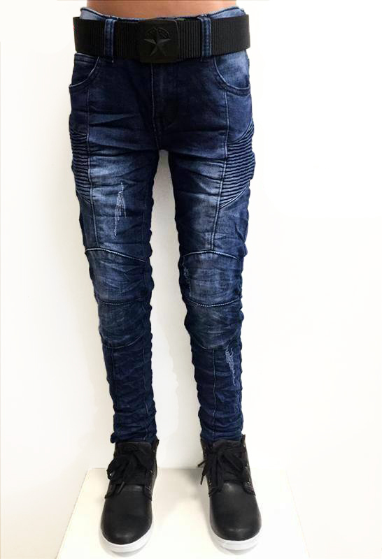 Squared and Cubed Jeans WORKER blue