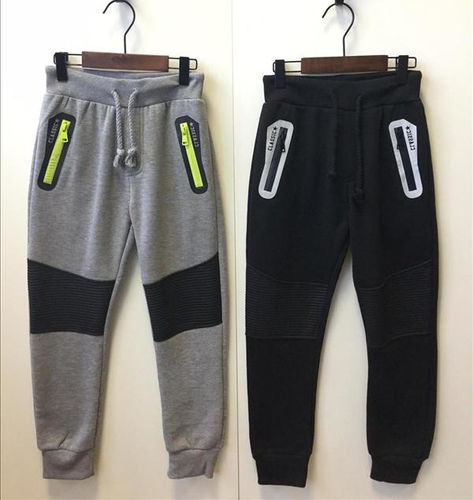 Squared and Cubed Sweatpants BIKER zwart