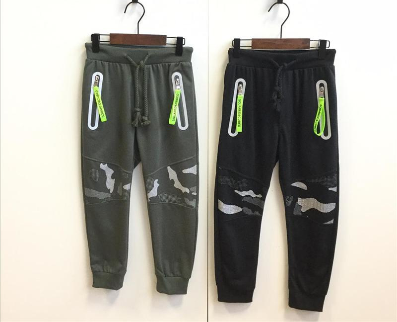 Squared ans Cubed Sweatpants ARMY groen