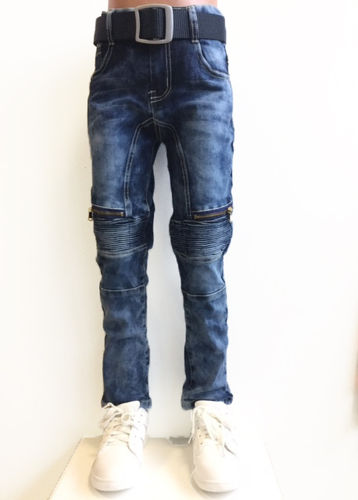 Squared and Cubed Jeans WORKER ZIP