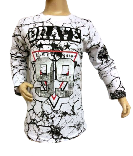 Squared and Cubed Longsleeve BRAVE 99