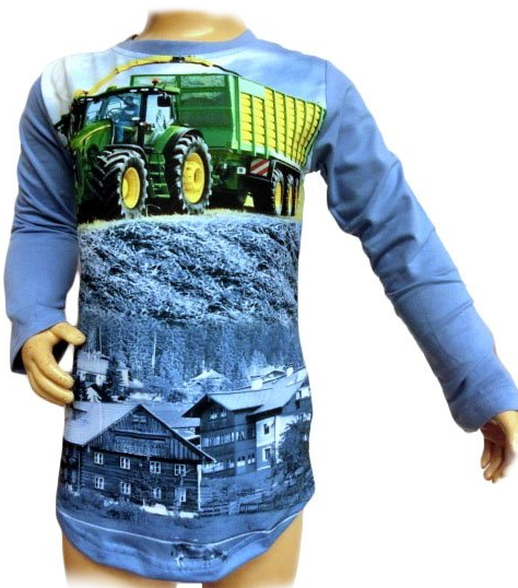 Long sleeve Tractor Special