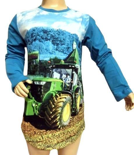 Longsleeve Tractor The Big One
