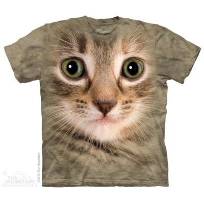 Kitten Face Animals T Shirt